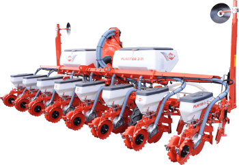 PLANTER 3 Seed Drill silhouette
