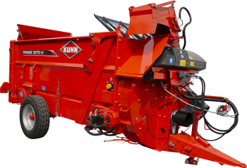 PRIMOR 5570 M straw blower & feeder description