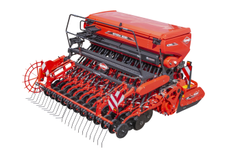 SITERA integrated mechanical seed drill silhouette