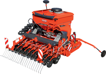 VENTAIntegrated Air Seed Drills Silhouette