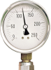 LIFT-CONTROL suspension system pressure gauge
